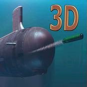 潜艇鱼雷攻击战 - 一个史诗般的水下深海军远洋作战的危险 (submatine navy cruiser strike 3D)