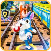地铁 兔子 无穷 跑