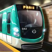 地铁模拟器9---巴黎版