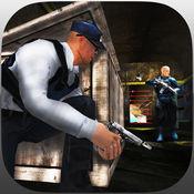 秘密特工谍战救援任务:隐形游戏