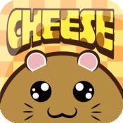 捣蛋小老鼠爱奶酪