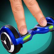 手 指 徘 徊  板 徘 徊  模拟 器  2  滑 冰