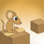 好奇的鼠标 跳冒...