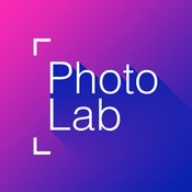 Photo Lab 图片编辑:艺术效果 & 滤镜。
