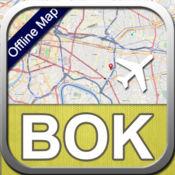 曼谷 离线地图 (专业版) 2