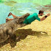 鳄鱼杀野生怪物模拟器2016年