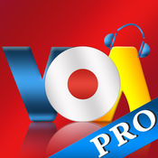 VOA慢速新闻广播Pro(官方)-会打分的英语听力英语口语外教