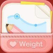 心语体重管家 - 女生减肥必备
