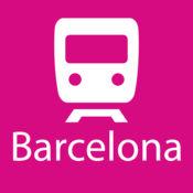 巴塞罗那地铁图 5.2.2