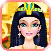 埃及公主沙龙-埃及小游戏 1