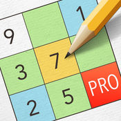 Sudoku New PRO。有趣的桌面游戏-适合所有年龄的益智游戏