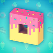 糖女孩:构建和探索。游戏的女孩