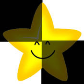 只碰那星星,一款轻量可爱考验反应的小游戏 1
