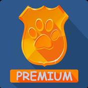 小狗警察巡逻. Premium