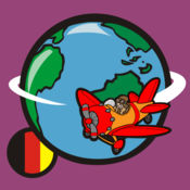 学习基本德语单词,的孩子与PlayWord!
