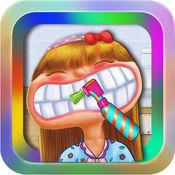 小牙医-儿童职业体验:美白牙齿,拔牙,洗牙,补牙。