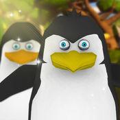 操作南極動作時間企鵝團