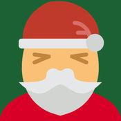 SantaMojis - 圣诞表情符号贴纸键盘专业 2.0.2