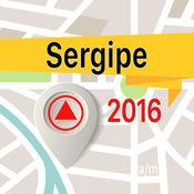Sergipe 离线地图导航和指南 1