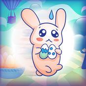 复活节兔子装扮战斗蛋