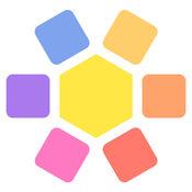 最新1010双模式六边形彩色消消乐益智游戏