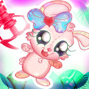 复活节兔子爪机 - 可爱的假日街机游戏