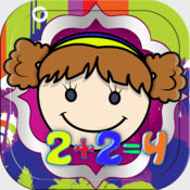 123 Easy Math Game for kids - 游戏 教學 年级数学游戏 孩子