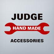 JUDGEの公式アプリ
