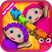 EduKidsRoom-针对儿童学习颜色、数字和形状的学龄前儿童游戏。