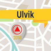 Ulvik 离线地图导航和指南 1