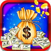 华丽的老虎机:旋转的神奇钱轮是幸运的赢家