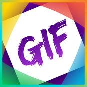 GIF视频制造商同住照片转换器和动画创作者