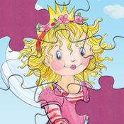 与 Princess Lillifee 一起享受解谜的乐趣