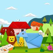 儿童折纸大全: ...