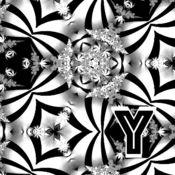 黑色和白色图案