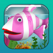 Free Fish Game - Fun Action in the Ocean for Kids and Family, 自由的鱼在海洋中的游戏 - 有趣的动作,为孩子和家人