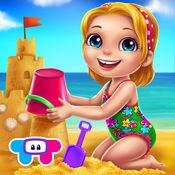 暑 假 – 沙滩乐翻天