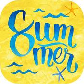 夏季 壁纸 – 下载 精彩 图片 和 图像 对于 iPhone 背景