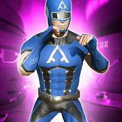 超级队长:秘密英雄