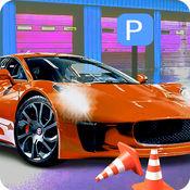 超 汽车 停車處 冒险 3D