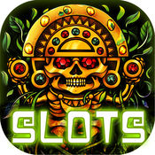 Sun & Moon Aztec Pyramids Vegas Slots-疯狂挑战赢好礼老虎机