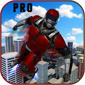 超级飞行机器人:城市救生员- Pro