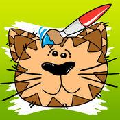 图画书 猫的儿童...