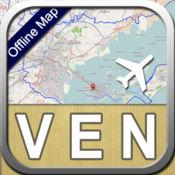 威尼斯 离线地图 (专业版)