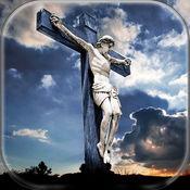 神壁纸HD – 灵性锁屏圣经和基督教背景