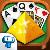Pyramid Solitaire Premium - 免费纸牌游戏