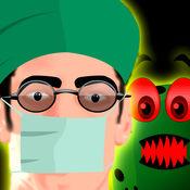 医生的办公室:疯狂的病毒的入侵 - 免费版