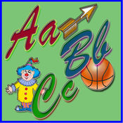 学习为孩子们免费ABC字母 1