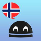 学习挪威语动词 Pro - LearnBots
