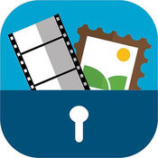 照片视频锁秘密没有间谍保持安全的保险柜 1.1